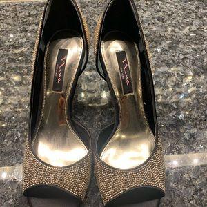 Nina New York studded sandals